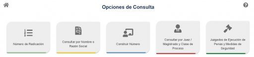 rama judicial consulta de procesos