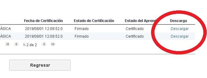 sena certifi
